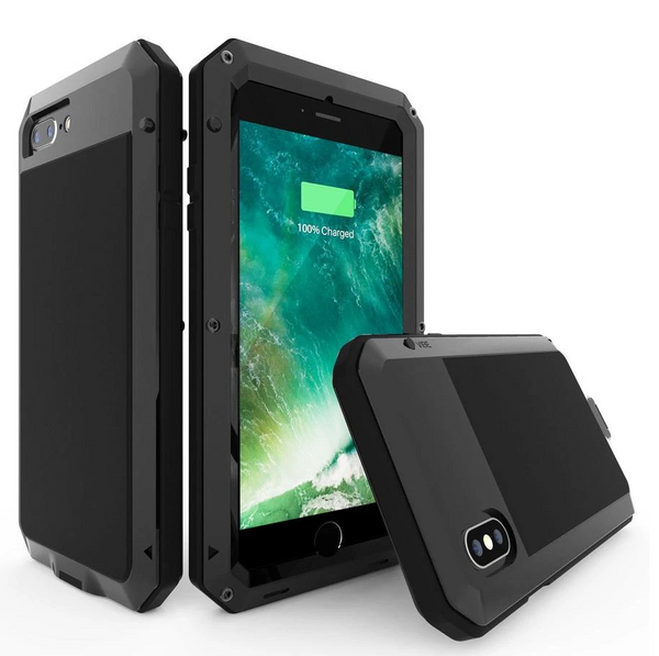 Heavy Duty Metal Aluminum Phone Protection Case