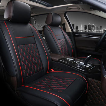 PU Leather Universal Car Seat Covers
