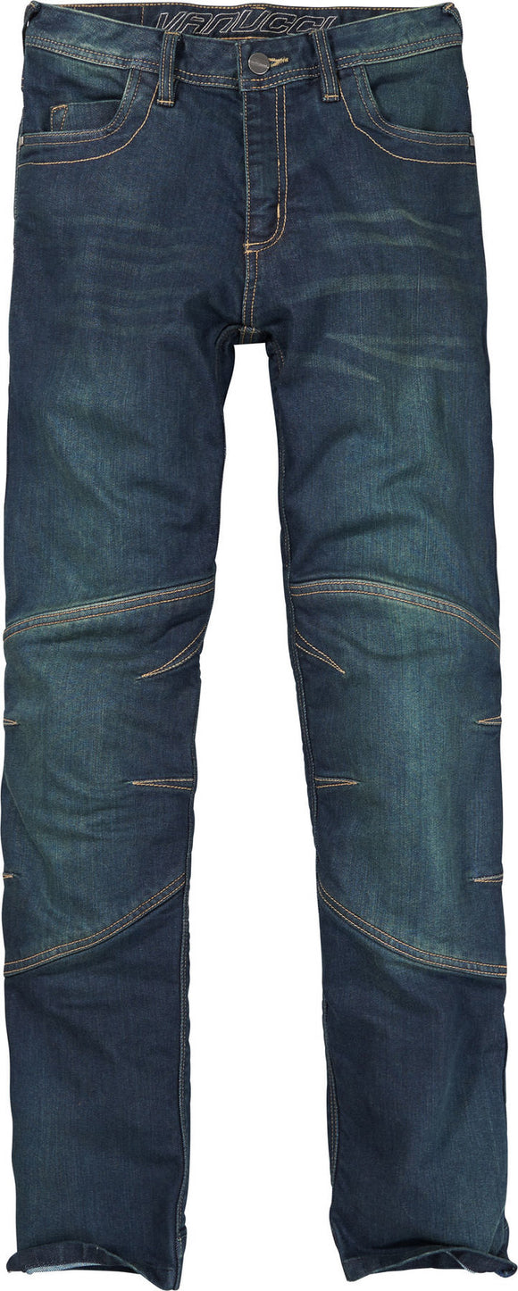 Vanucci Cordura Men Denim Jeans