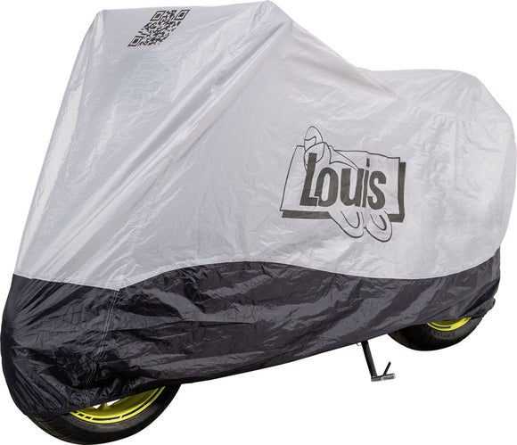 HUSA Louis Motorcycle Cover Wavy S-L