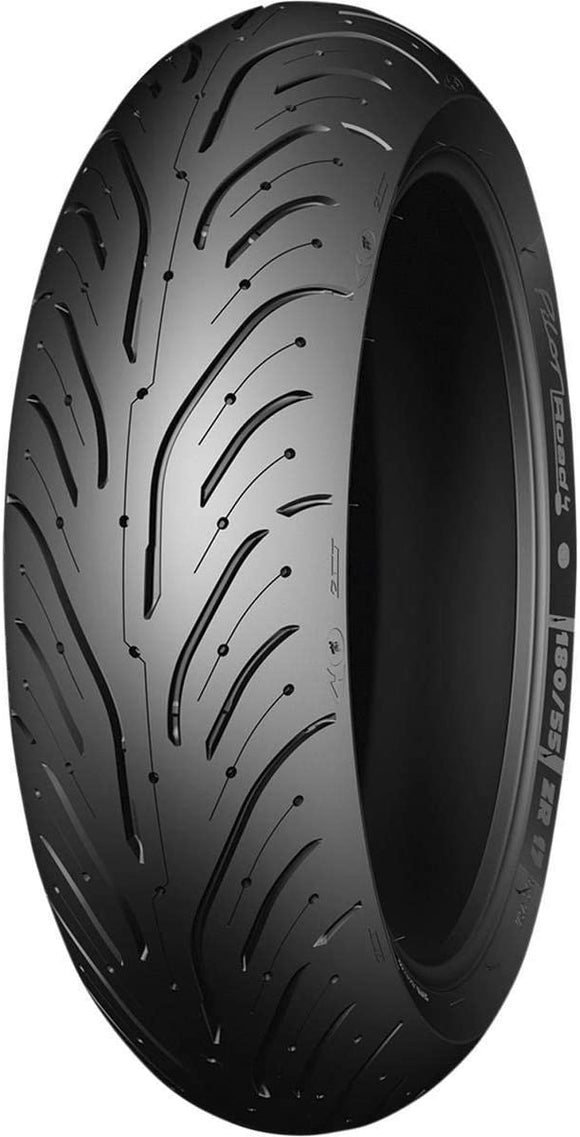 Michelin Pilot Road 4 GT 180/55ZR17 73(W) Rear TL
