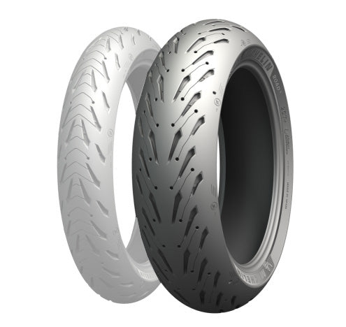 Michelin Road 5 Trail 170/60ZR17 72W Rear TL
