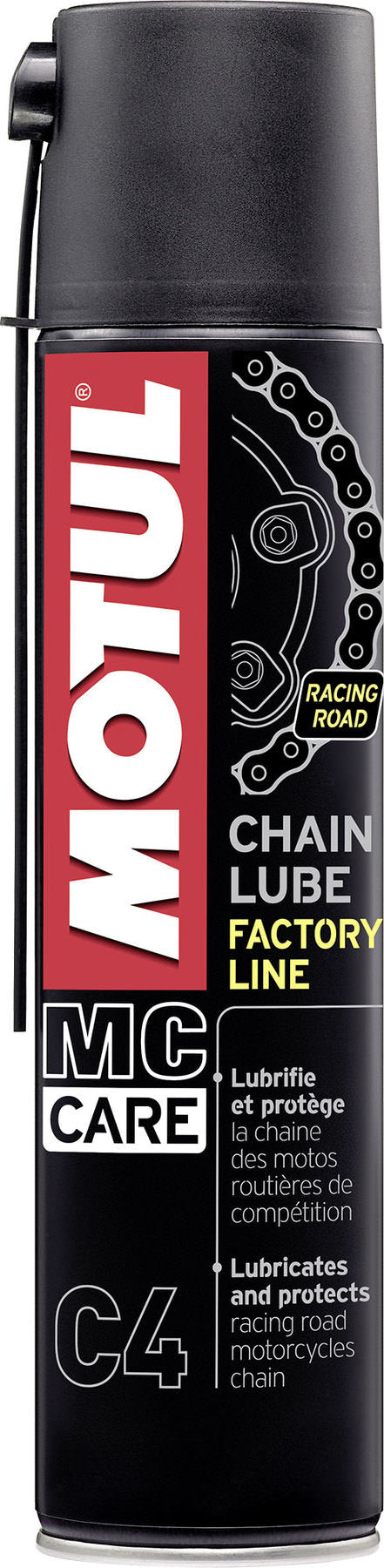 SPRAY DE UNS MOTUL FACTORY LINE C4