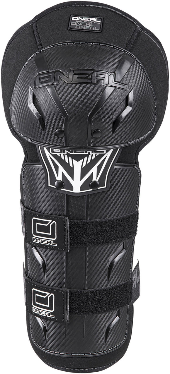 Genunchere O'Neal Pro III RL Carbon knee protectors