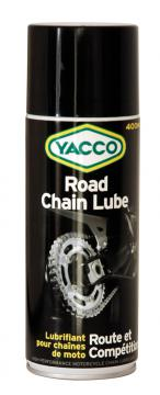 Spray de uns yacco road chain lube