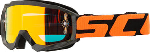 Scott Hustle X MX Motocross Goggle