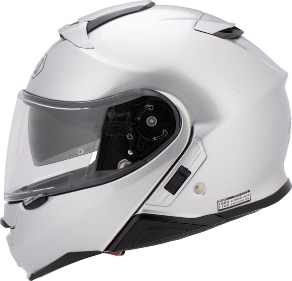 Shoei Neotec II SILVER METALLIC