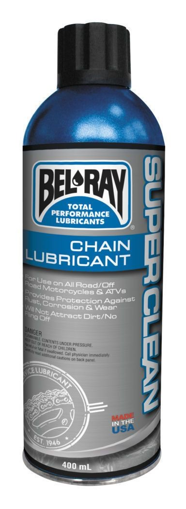 Spray de uns lantul Bel Ray Superclean