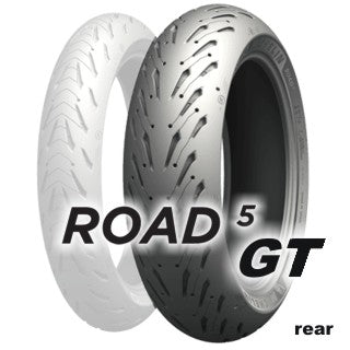 Michelin Road 5 GT 180/55ZR17 73(W) Rear TL