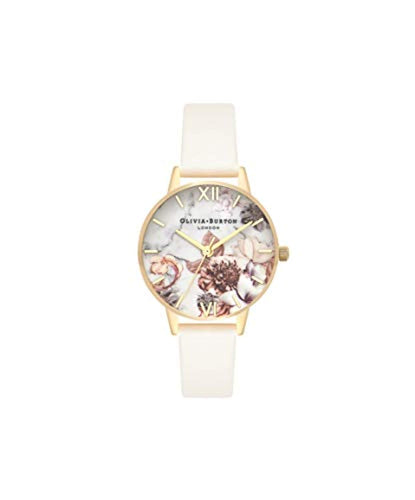 Olivia Burton Womens Analogue Japanese Quartz Watch with Leather Strap OB16CS15 - iBuy Africa