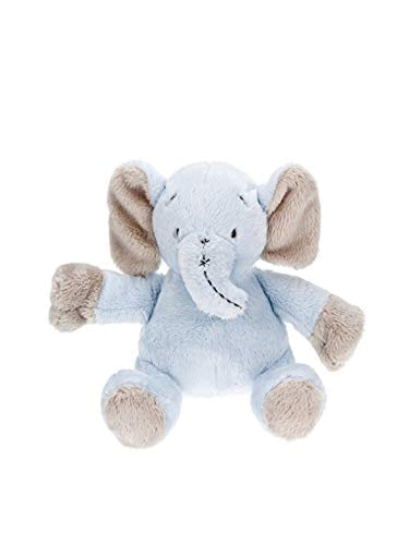 Mousehouse Gifts Blue Stuffed Animal Elephant Soft Toy Teddy Suitable for Newborn - iBuy Africa