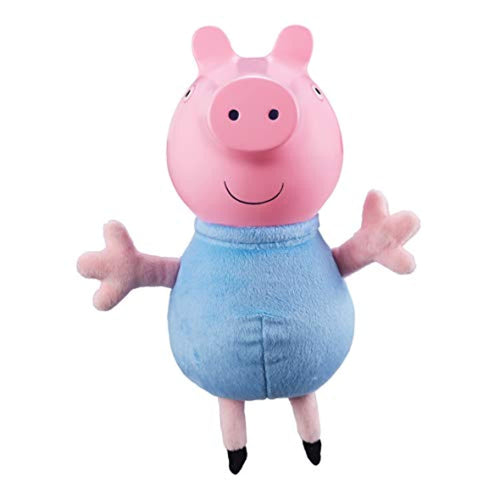 Peppa Pig 6935 Talking Glow George, Multi - iBuy Africa