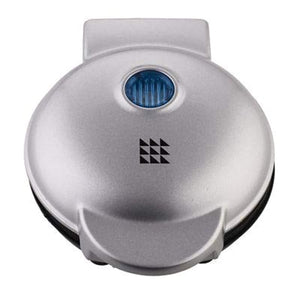 Mini Electric Pancake Maker Silver 18 x 14.5 x 9.5cm - iBuy Africa