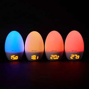 The Gro Company Groegg2 Colour Changing Room Thermometer, UK adapter - iBuy Africa
