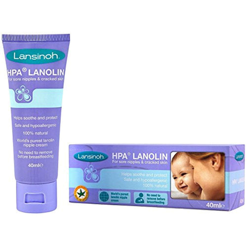 Lansinoh HPA Lanolin Cream 40ml - 2 Pack - iBuy Africa