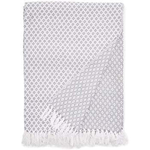 Super Soft Cotton Large Throw - Grey - iBuy Africa