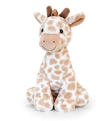 Keel Toys SN2653 Soft Toy Snuggle Giraffe Natural, Cream, Brown - iBuy Africa