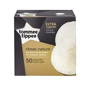 Tommee Tippee Closer to Nature Disposable Breast Pads - iBuy Africa