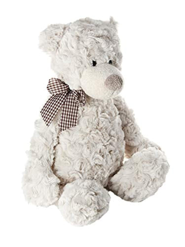 Adorable Stuffed Animal Beige Teddy Bear Soft Toy - iBuy Africa