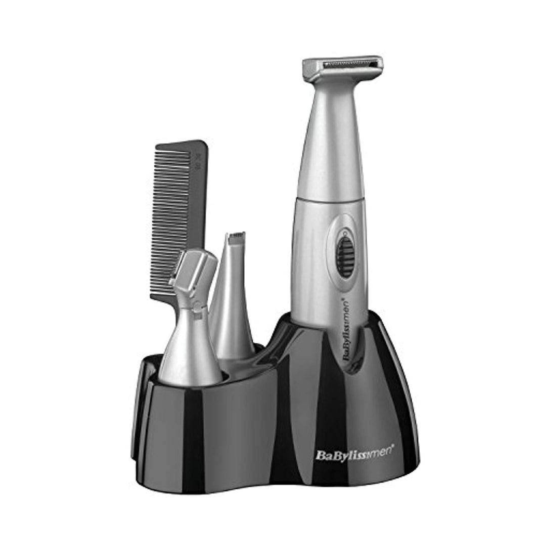 BaByliss for Men 6-in-1 Grooming Kit - iBuy Africa