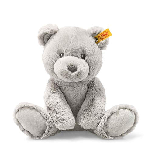 Steiff Soft Cuddly Friends Bearzy Teddy Bear, Grey - iBuy Africa