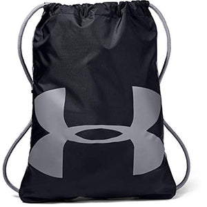 Under Armour Unisex Ozsee Sackpack, Carry-All Gym Rucksack for Men and Women, Running Bag with Chest Clip and Drawstring - iBuy Africa