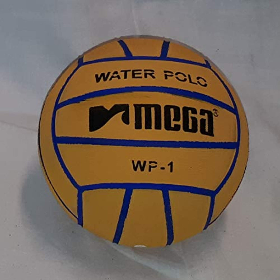 Mega Water Polo Ball Yellow Size 1 - iBuy Africa