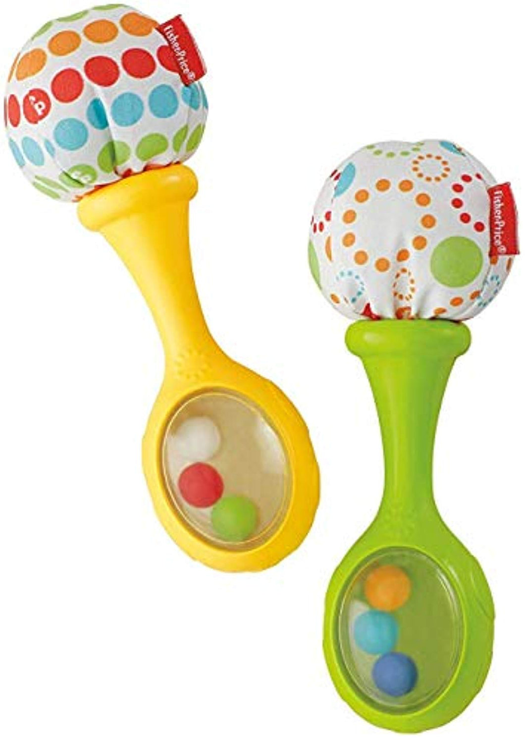 Fisher-Price BLT33 Rattle and Rock Maracas - iBuy Africa