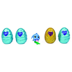 HATCHIMALS Colleggtibles Series 5 4 Pack & Bonus, Mixed Colours - iBuy Africa