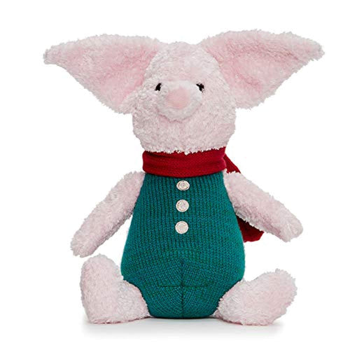 Disney Christopher Robin Collection Winnie the Pooh Piglet Soft Toy - 25cm - iBuy Africa