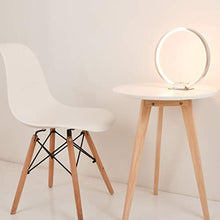 Load image into Gallery viewer, SPARKSOR Circle Shape LED Table Lamp,Dimmable Touch desklight,Round Aura Shape and Touch dimming Bring a sci-fi Atmosphere to The Space - iBuy Africa