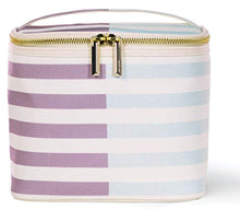 Load image into Gallery viewer, Kate Spade New York Insulated Lunch Tote, Two-Tone Stripe - iBuy Africa