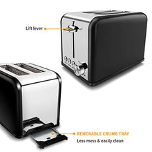 Load image into Gallery viewer, Morpilot Toasters 2 Slice with Wide Slot,Toaster - iBuy Africa