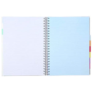 Translucent A4 10 Subject Notebook - iBuy Africa