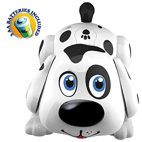 Electronic Pet Dog Interactive Puppy - Robot Harry Responds to Touch, Walking, Chasing and Fun Activities. - iBuy Africa