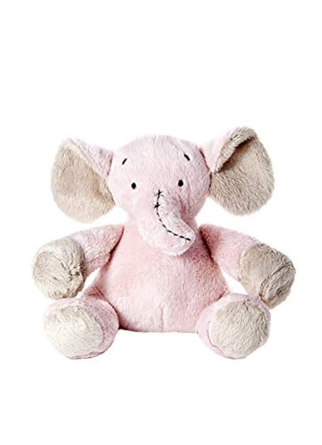 Mousehouse Gifts Pink Stuffed Animal Elephant Plush Soft Toy Teddy for New Born Baby Girl - iBuy Africa