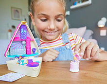 Load image into Gallery viewer, Polly Pocket GFM49 Birthday Cake Bash Compact, 2 Dolls and Accessories, Multi-coloured - iBuy Africa