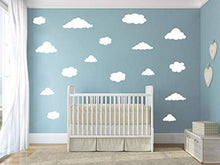 Load image into Gallery viewer, Clouds Wall Decal Wall Stickers Peel and Stick Removable Wall Stickers Kids Room Decals Nursery Decor - iBuy Africa
