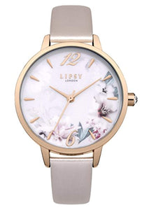 Lipsy Womens Analogue Classic Quartz Watch with PU Strap LP547 - iBuy Africa