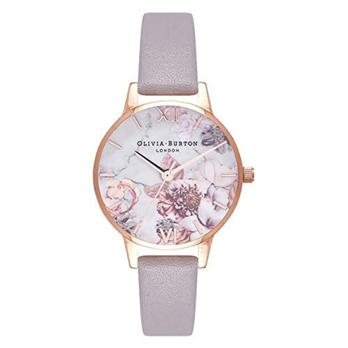 Olivia Burton Women's Analogue Watch with Leather Strap OB16CS14 - iBuy Africa