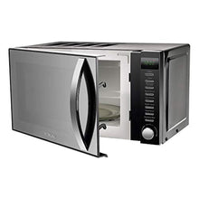 Load image into Gallery viewer, Digital Microwave Oven 800W 20L 5 Power Levels Freestanding Solo Black - iBuy Africa