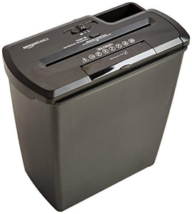 8 Sheet Strip Cut Shredder with CD Shred - iBuy Africa