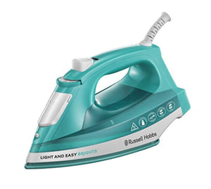 Russell Hobbs 24840 Light and Easy Bright Iron, 2400 W, Aqua - iBuy Africa