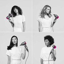 Load image into Gallery viewer, Dyson Hair Dryer, Iron/Fuchsia, 1200W - iBuy Africa