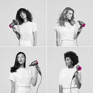 Dyson Hair Dryer, Iron/Fuchsia, 1200W - iBuy Africa