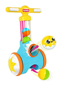 TOMY Toomies Pic & Pop Push Along Baby Toy Toddler Ball Popper With Ball Launcher And Collector - iBuy Africa