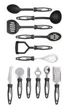 Load image into Gallery viewer, Premier Housewares Stainless Steel Tool Set, 12-Pieces - iBuy Africa