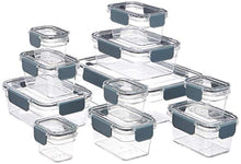 Load image into Gallery viewer, Tritan Locking Food Storage Container, 22-Piece Set (11 containers + 11 lids) - iBuy Africa