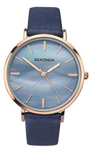 Load image into Gallery viewer, SEKONDA Womens Analogue Classic Quartz Watch with PU Strap 2559 - iBuy Africa