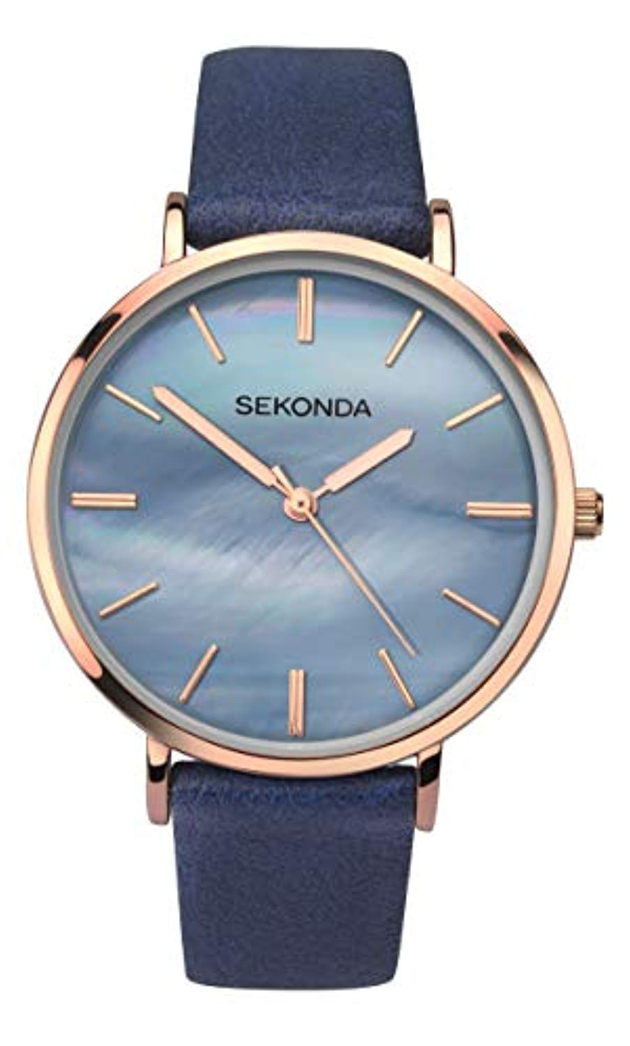 SEKONDA Womens Analogue Classic Quartz Watch with PU Strap 2559 - iBuy Africa